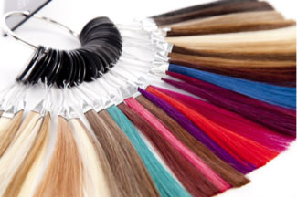 Colour ring loan service
