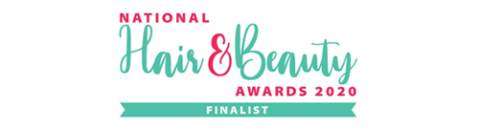 National Hair and Beauty Awards 2020 finalist